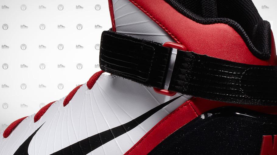 super popular 82b58 8aa3e Nike Air Max Hyperdunk 2010 Carlos Boozer Home PE