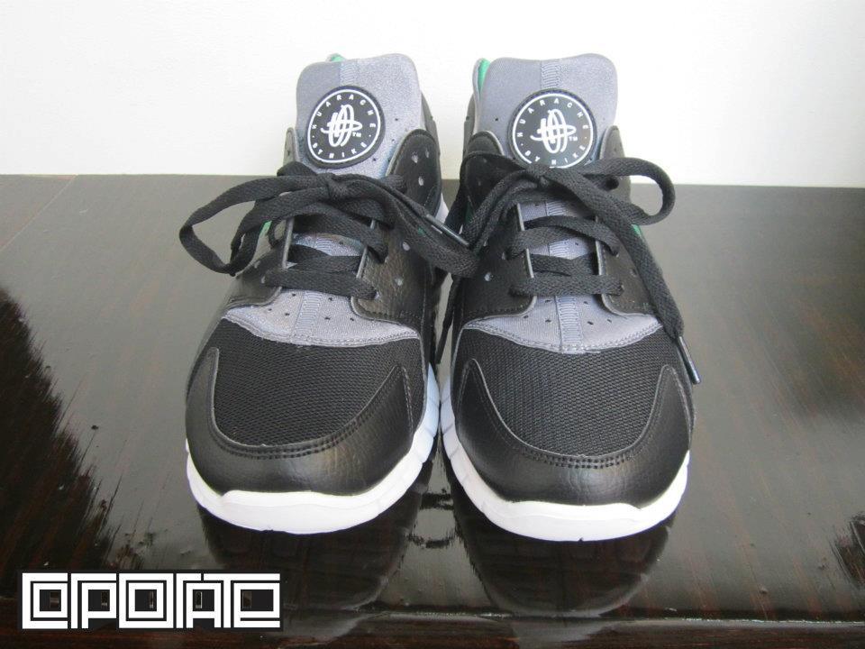 Nike Huarache (Black/Cool Grey-dark Grey)