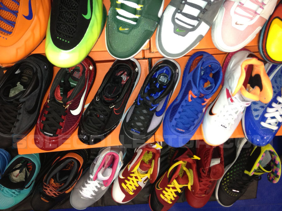 Did News of the Nike Theft Ring Taint PE Collecting? (2)
