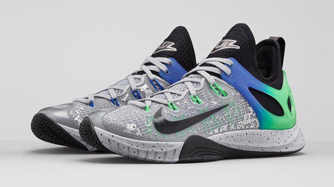 buy online 1ebc9 b17b9 One last pair from Nike Basketball s All-Star sneaker offerings. By Brendan  Dunne. Feb 5, 2015
