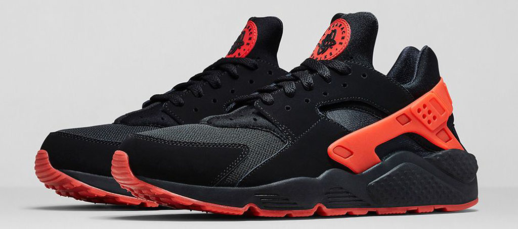 c801f0312444 An Official Look at the  Love Hate  Nike Air Huarache Pack