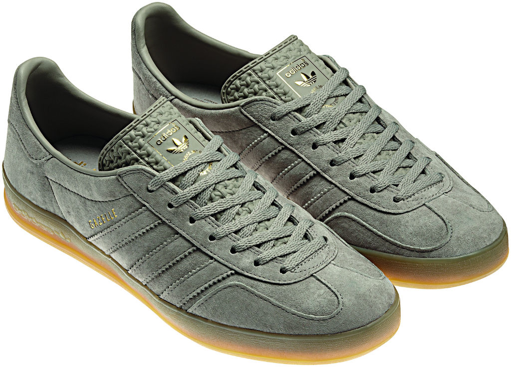 adidas Originals Gazelle Indoor Pack Spring Summer 2013 Silver Q23099 (2)