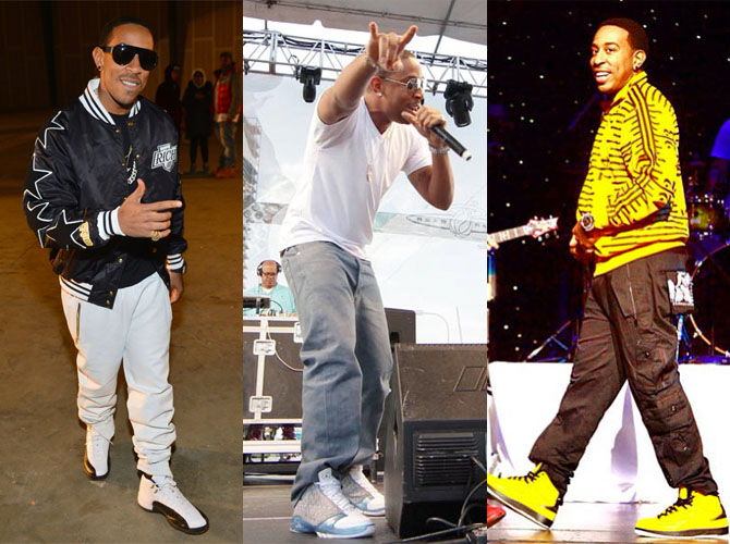 Celebrity Sneakerhead: Ludacris