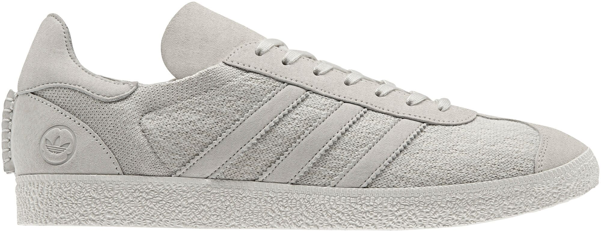 hot sales 96d1b 81c6c Wings + Horns x adidas Gazelle 85 White Side