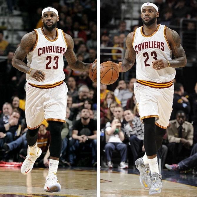 #SoleWatch NBA Power Ranking for January 25: LeBron James