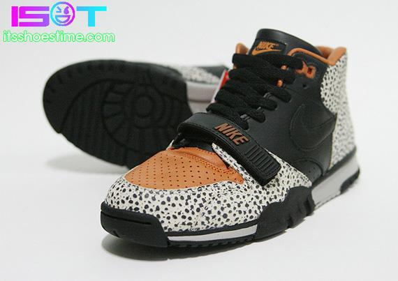 Nike Air Trainer 1 - Safari - New
