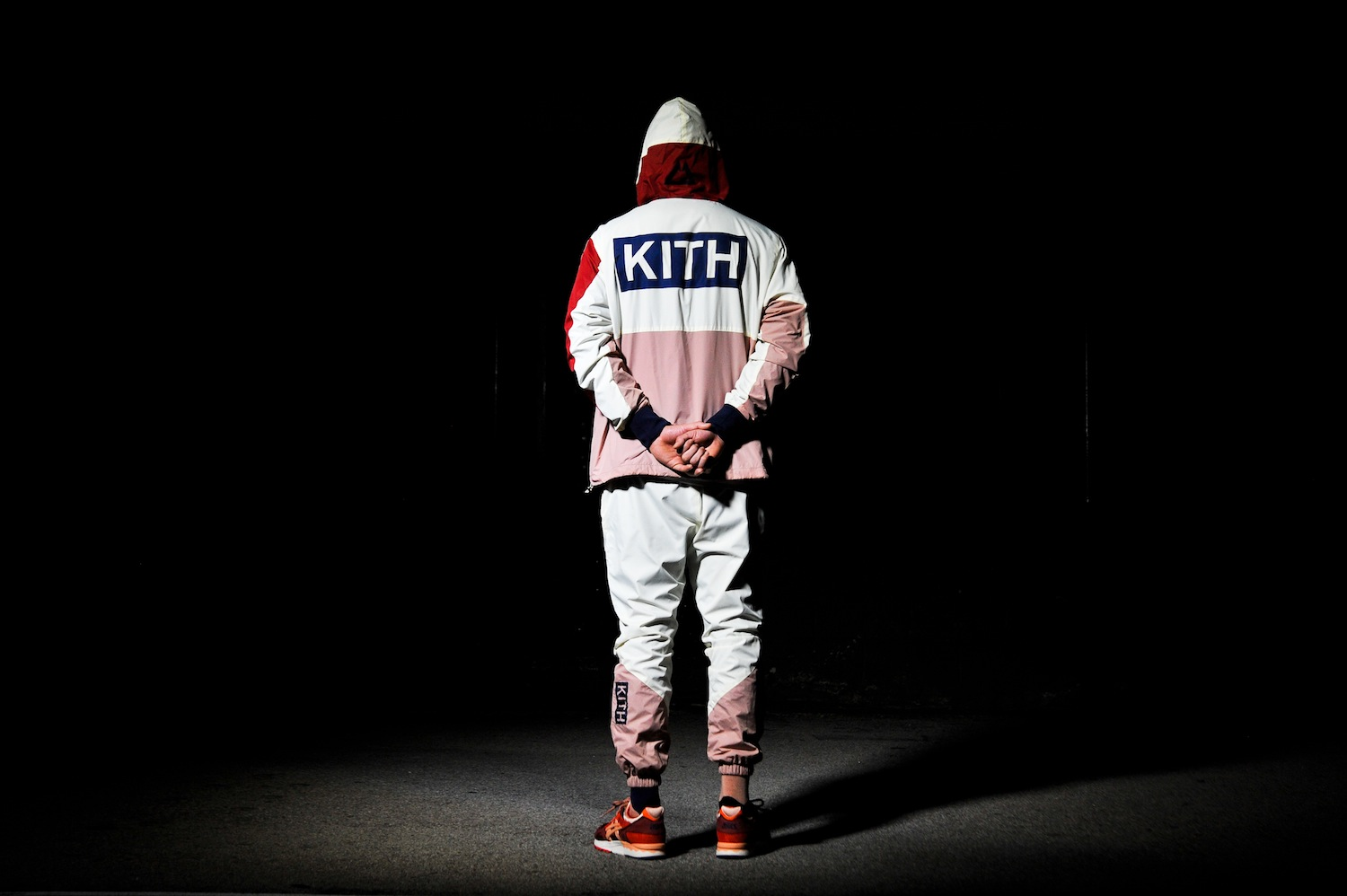 Kith Volcano Capsule Collection back