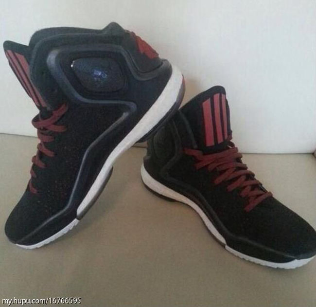 a00c9d819c5 UPDATE  New images and more angles via long7 · adidas D Rose 5 ...