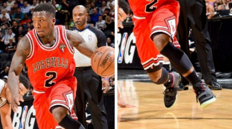 Sneaker Watch // Nate Robinson Hoops In Nike Air Yeezy 2 ...