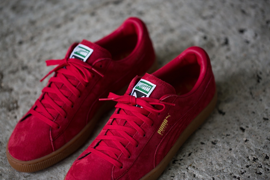 puma suede foot locker