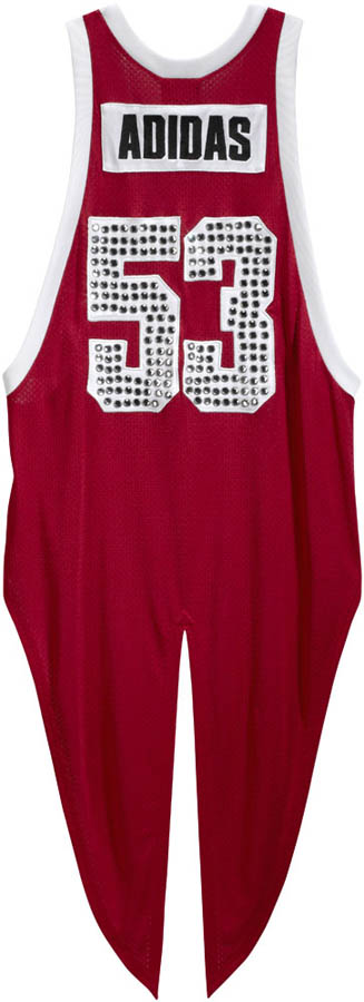 adidas Originals by Jeremy Scott - Spring/Summer 2012 - JS Tailed Tanktop X30190 (2)
