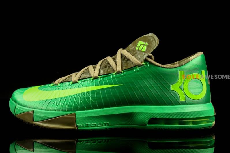Nike Zoom KD 6 Bamboo