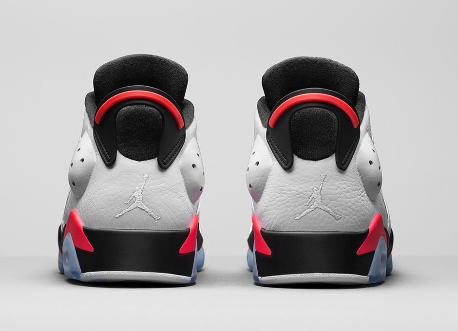 purchase cheap 54cf0 55d8e How to Buy the 'Infrared' Air Jordan 6 Low on Nikestore ...