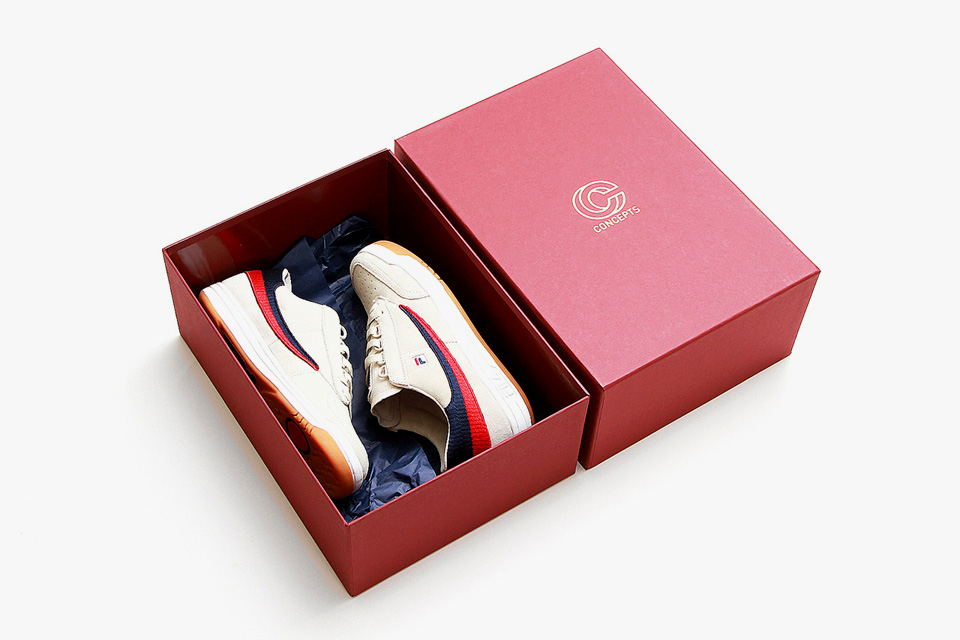 Cncpts x FILA Original Tennis box