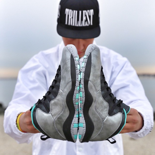 f171cec51ed Life, Liberty and the Pursuit of This Air Jordan 10 | Sole Collector