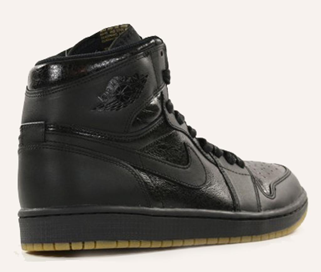 air jordan 1 retro all black