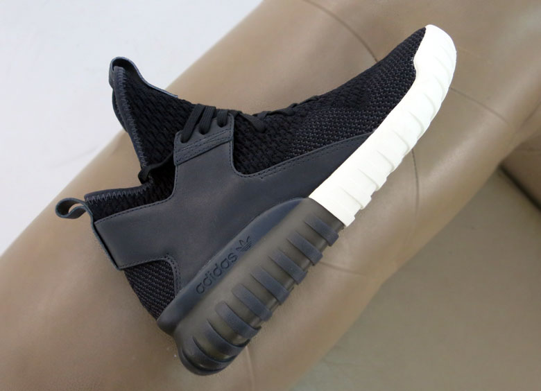Adidas Originals Tubular Radial Black / black Culture Kings