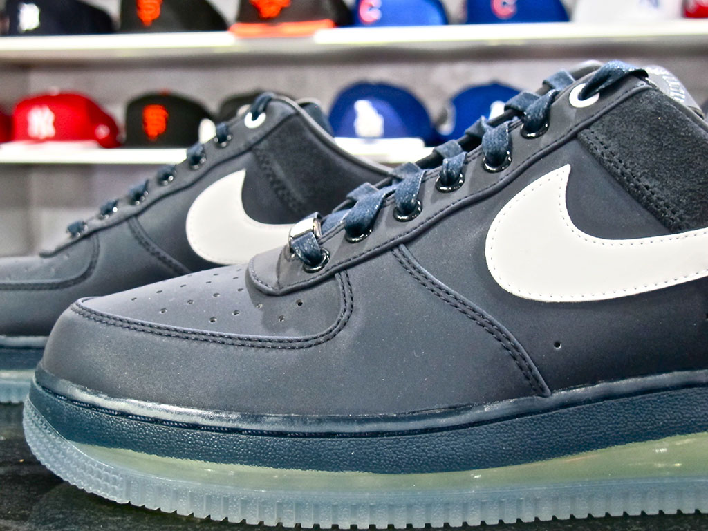 nike air force 1 low max air nrg medal stand sole collector. Black Bedroom Furniture Sets. Home Design Ideas