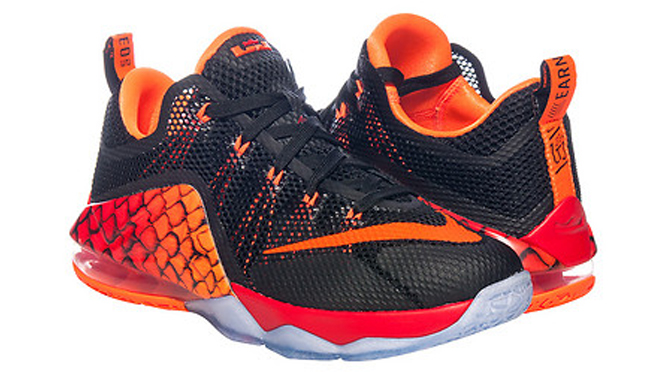 Nike LeBron 12 Lows Have Gone Fishing  5e121c9189c1