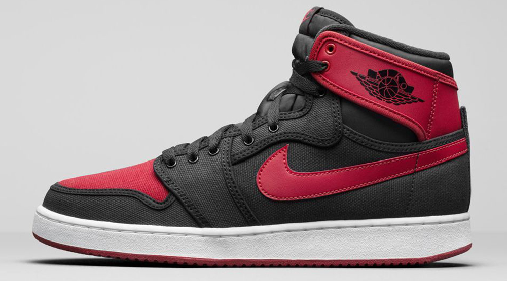 mens air jordan retro 1 high white/varsity red/black destruction