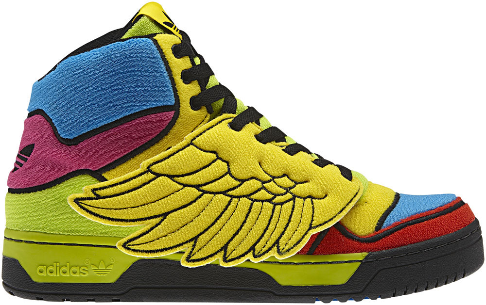 adidas Originals JS Wings Fall Winter 2012 G61380 (1)