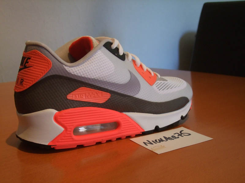 nike air max 90 hyperfuse infrared crooked tongues adidas