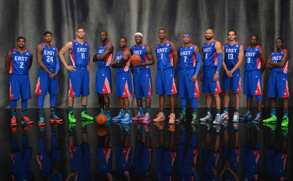 2013 Eastern Conference All-Stars