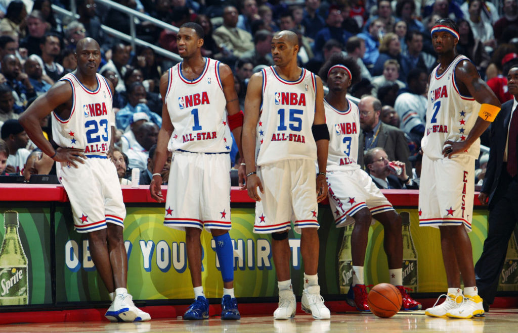 #2350 // 50 Classic Michael Jordan All-Star Game Photos (42)