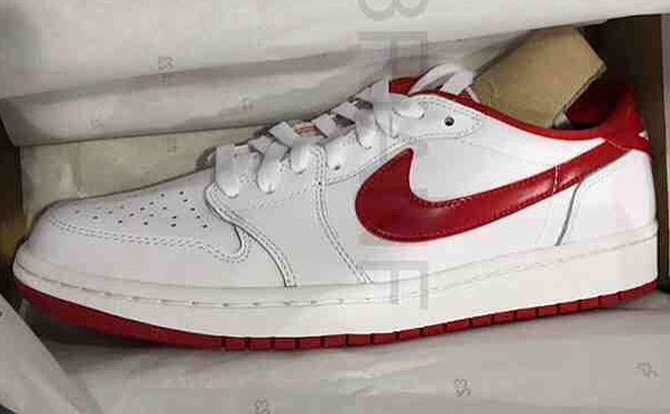 df7e9ee2c196 A Release Date for the  Varsity Red  Air Jordan 1 Low OG