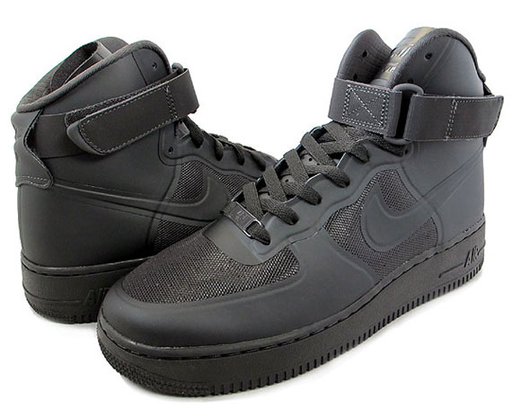 Nike Air Force 1 High Fuse Midnight Fog New Images