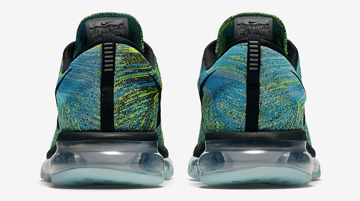reputable site 1b09f 77345 The 'Blue Lagoon' Nike Flyknit Air Max Is Picture Perfect | Sole ...