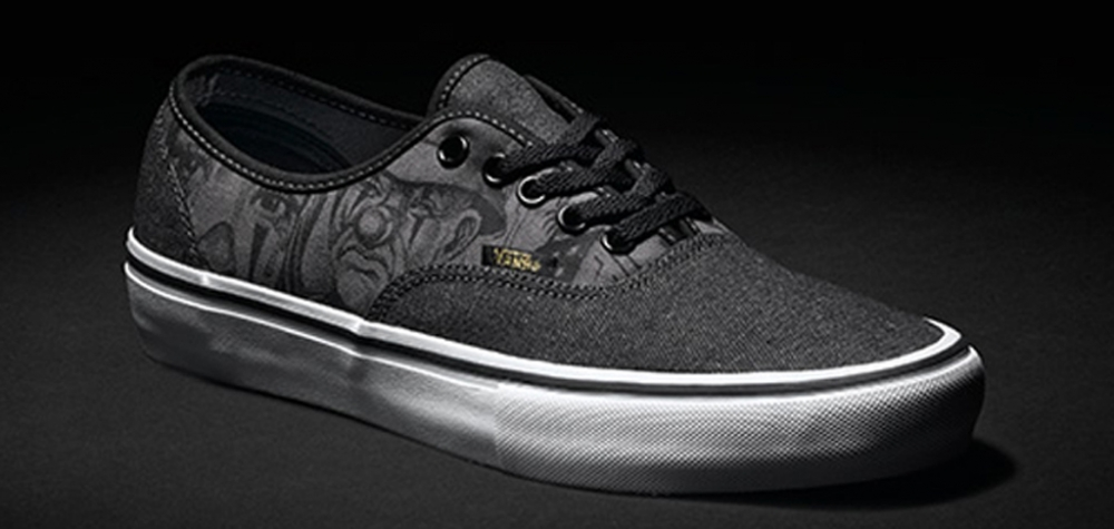 Vans Syndicate Authentic S Black/White