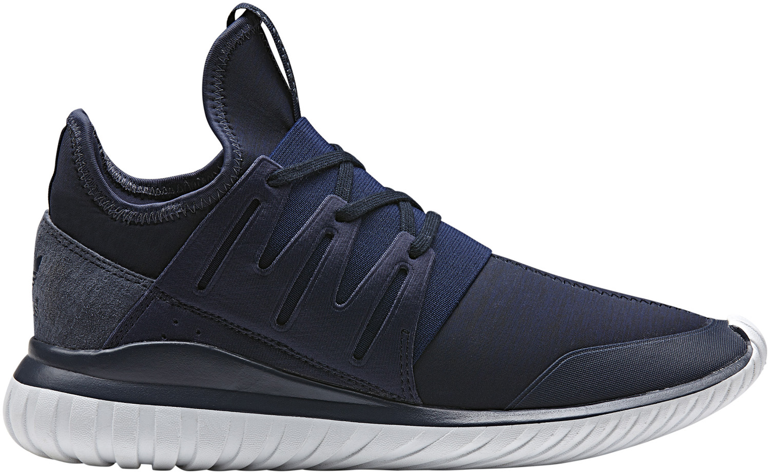 Adidas Black Tubular Primeknit Shoes adidas GR