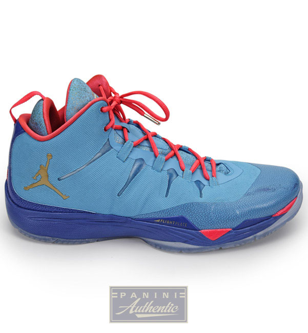 Blake Griffin's Game-Worn Jordan Super.Fly 2 All-Star (11)