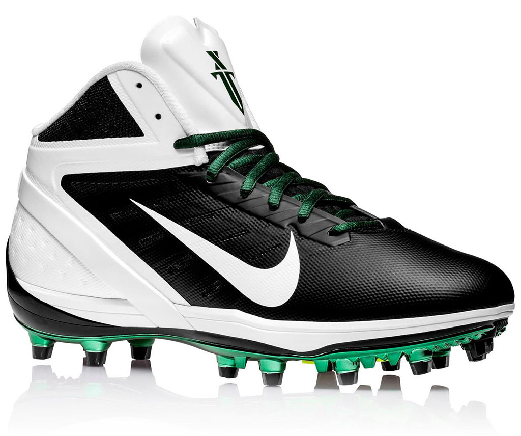 Nike Alpha Talon Elite Tim Tebow PE (2)