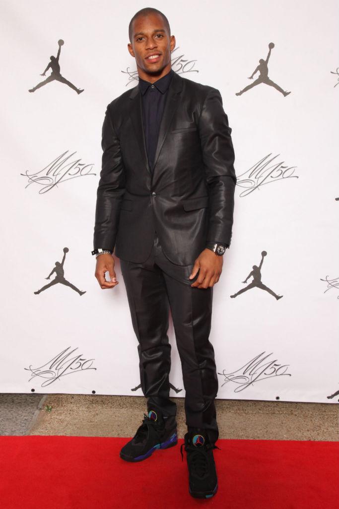 Michael Jordan Tuxedo Shoes