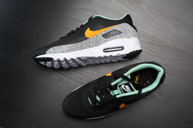 f99f7478ddfa Sole Collector will update here with sneaker release date info on this  modern Air Max 90 remake as it s available.