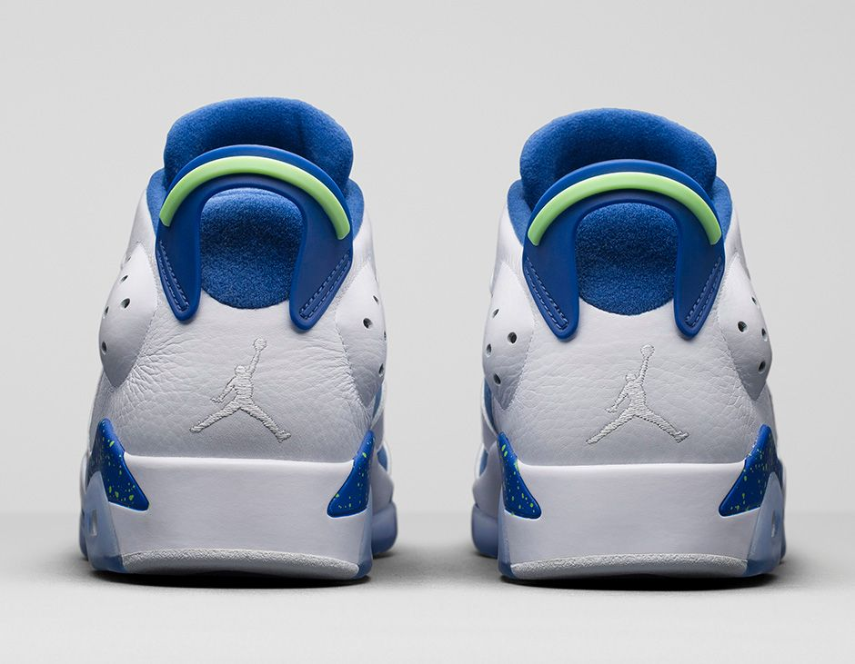 7e450a1c7655 The  Insignia Blue  Air Jordan 6 Low Release Draws Near