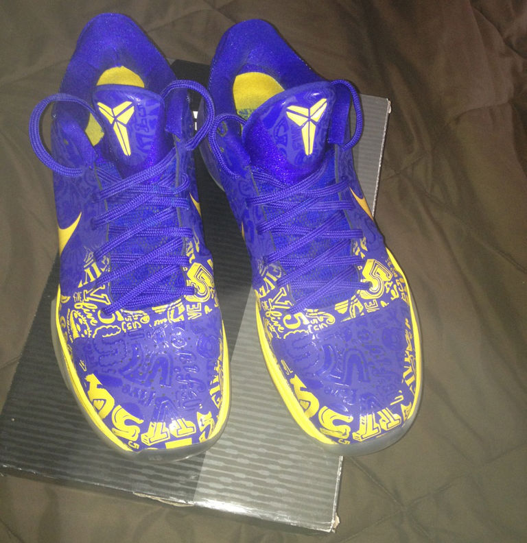 Spotlight // Pickups of the Week 7.14.13 - Nike Zoom Kobe V 5 Rings by BrianOC41