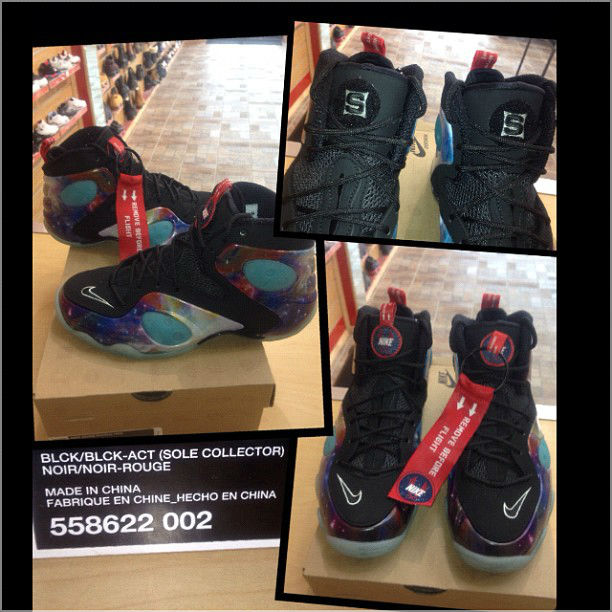 Sole Collector x Nike Zoom Rookie Galaxy Release Recap - fcsneakers