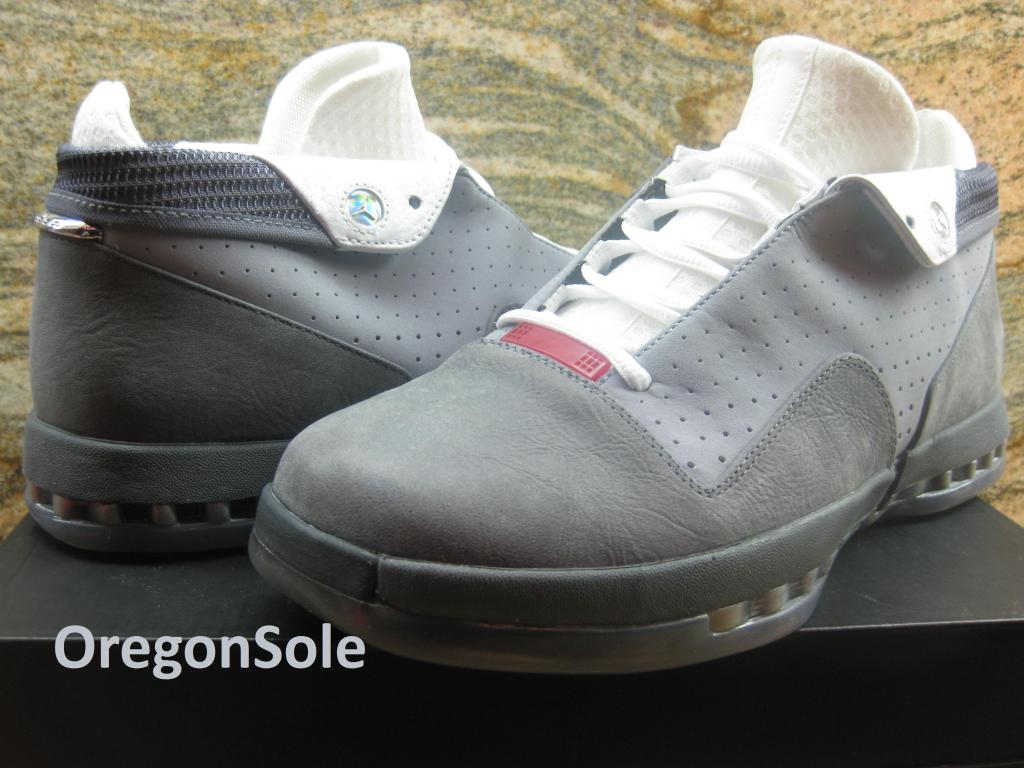 new product 4d0d5 d90a0 ... Air Jordan 16 Retro Low - Scrapped 2012 Sample ...