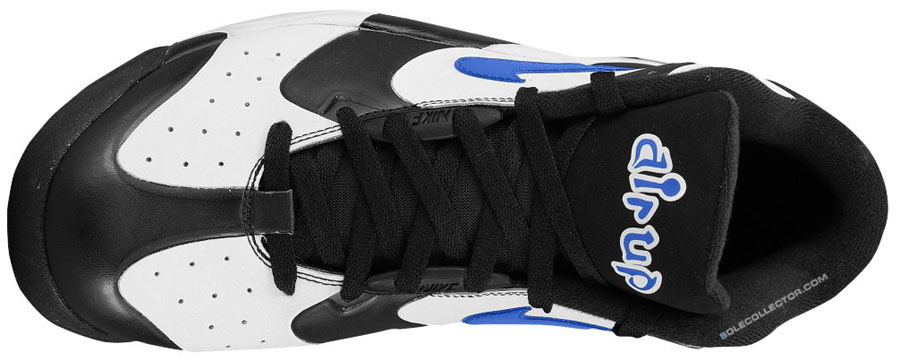 Nike Air Up '14 Black/Game Royal-White 630929-004 Release Date (4)