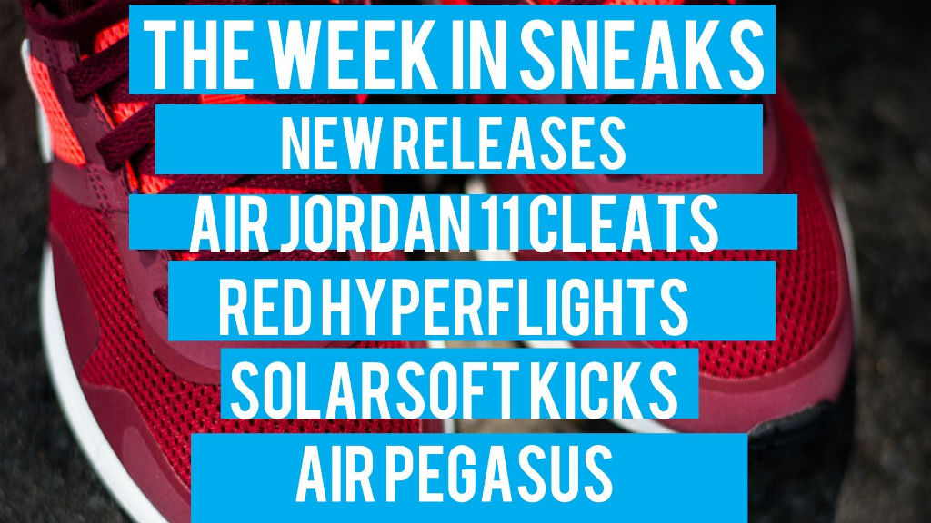 The Week In Sneaks with Jacques Slade : July 5, 2013