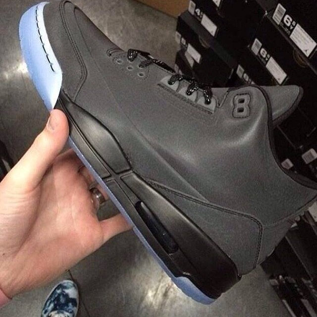 Air Jordan 5Lab3 Black (1)