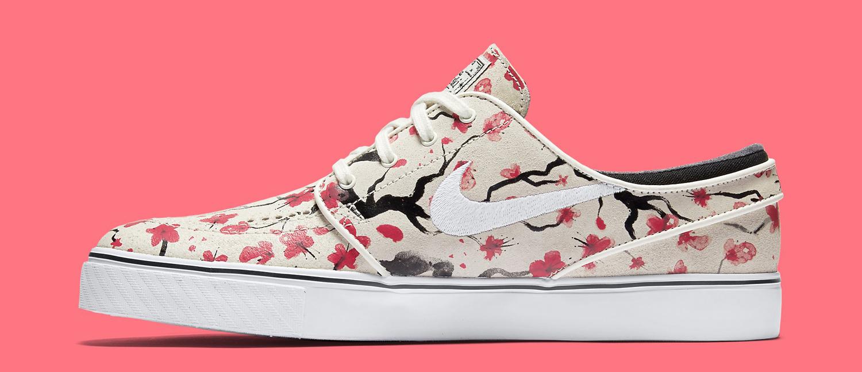 Sole Nike Blossom blijft Cherry Collector vrijgeven sneakers U18SC1F