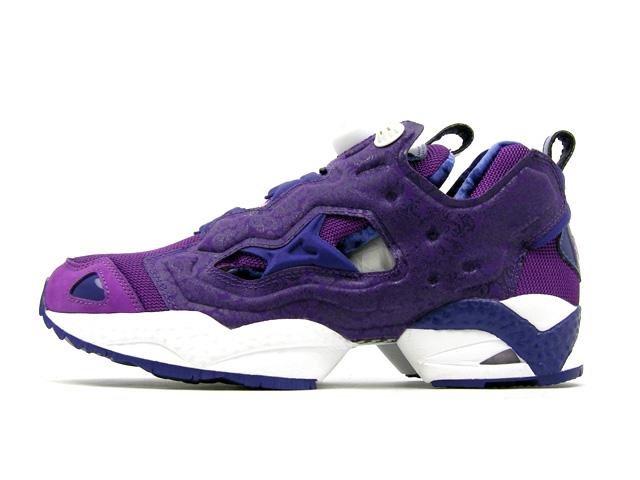 reebok insta pump fury purple rain