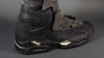 faf8840a11a You Have a Chance to Own the Air Jordans From 'Batman Returns' | Sole  Collector