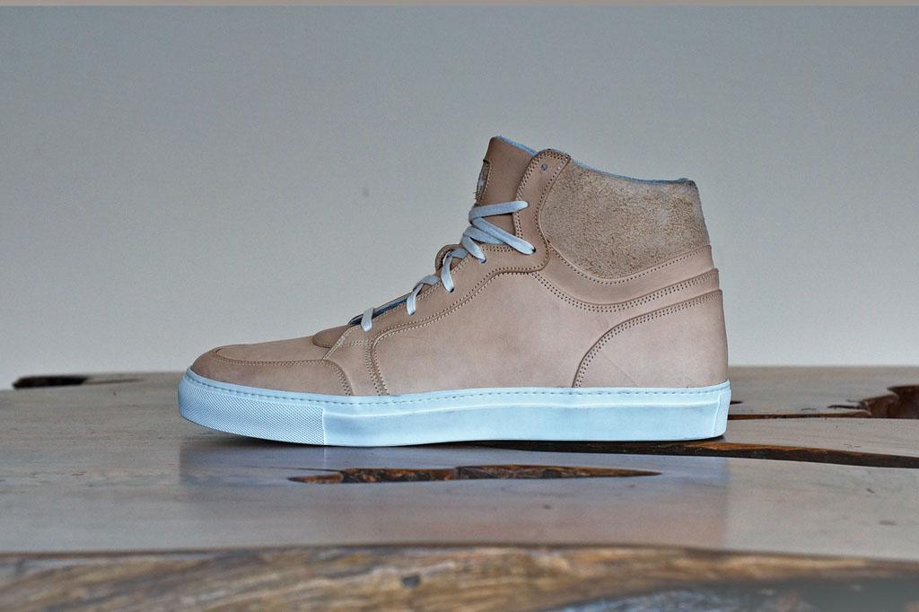 JBF Customs Primo Tan Sneaker (1)