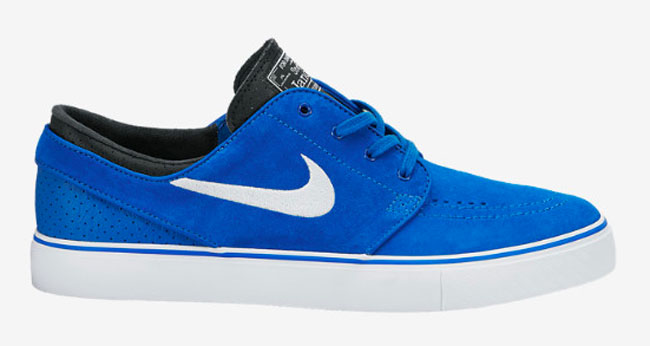 size 40 a2f44 5cf85 Nike Skateboarding Zoom Stefan Janoski Military Blue   White   Anthracite    Black