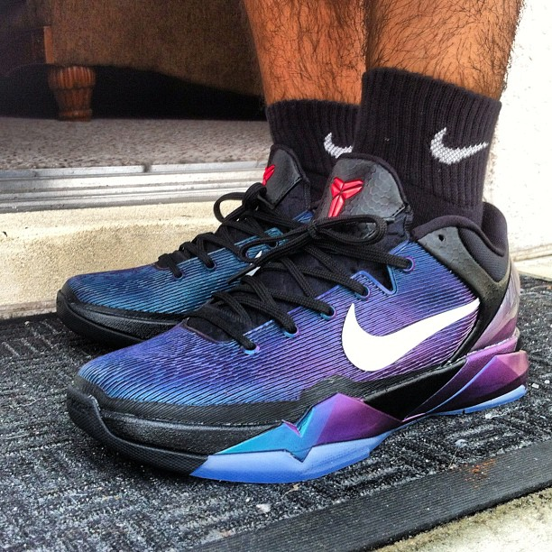 online store ab486 a412e hot kobe 7 invisibility cloak 488371 005 a4650 539f4  low cost invisibility  cloak sneakernews sole collector spotlight what did you wear today weekend  recap ...